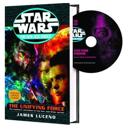 James Luceno - Star Wars: The New Jedi Order: The Unifying Force - Preis vom 23.02.2021 06:05:19 h
