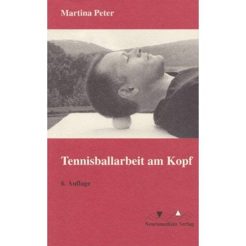 Martina Peter - Tennisballarbeit am Kopf - Preis vom 26.03.2020 05:53:05 h