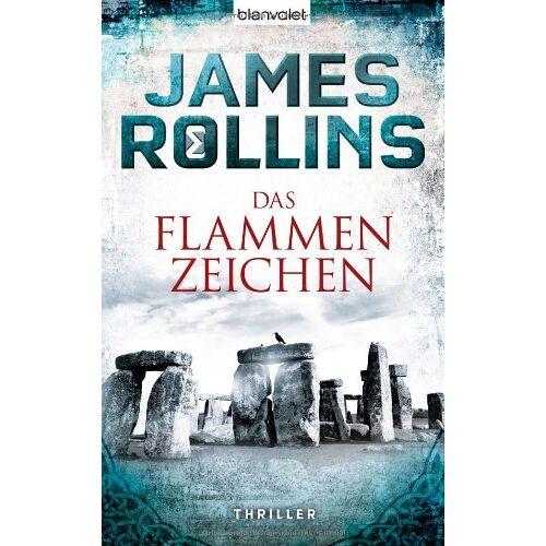 James Rollins - Das Flammenzeichen: SIGMA Force - Thriller - Preis vom 17.10.2020 04:55:46 h