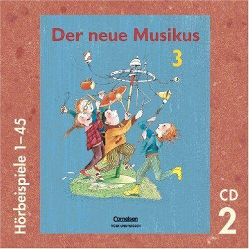 - 3. Schuljahr - Hörbeispiele II: 1-45: Musik-CD 2 - Preis vom 05.09.2020 04:49:05 h