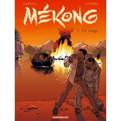 Jean-Claude Bartoll - Mékong, Tome 1 : Or rouge - Preis vom 25.02.2021 06:08:03 h