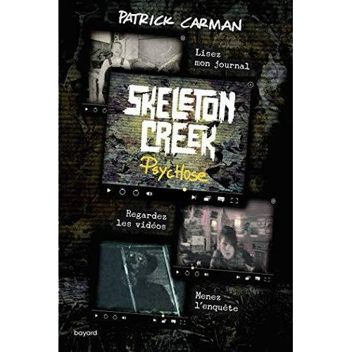 - Skeleton Creek, Tome 01: Psychose (Skeleton Creek, 1) - Preis vom 14.04.2021 04:53:30 h