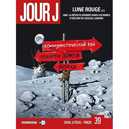 - Jour J, Tome 39 : Lune Rouge 2/3 - Preis vom 06.09.2020 04:54:28 h