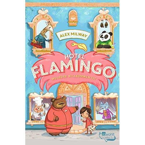 Alex Milway - Hotel Flamingo (Flamingo-Hotel, Band 1) - Preis vom 03.05.2021 04:57:00 h