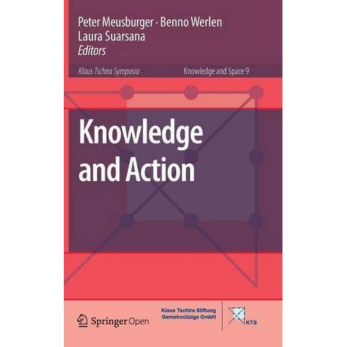 Peter Meusburger - Knowledge and Action (Knowledge and Space) - Preis vom 15.05.2021 04:43:31 h