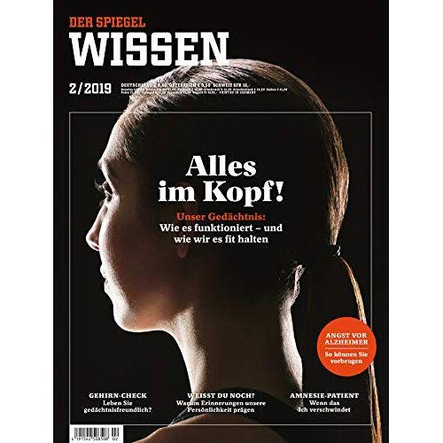 Spiegel Wissen - Spiegel Wissen 2/2019 Alles im Kopf! - Preis vom 20.10.2020 04:55:35 h