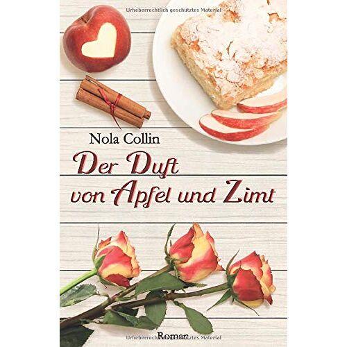 Nola Collin - Der Duft von Apfel und Zimt (Duftserie, Band 2) - Preis vom 28.10.2020 05:53:24 h