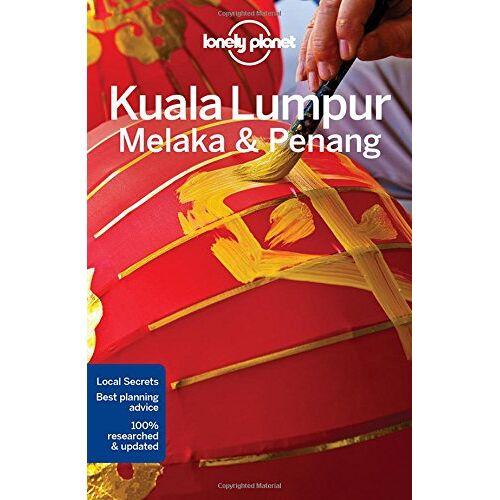 Lonely Planet - Kuala Lumpur Melaka & Penang (Lonely Planet Kuala Lumpur Melaka & Penang) - Preis vom 08.03.2021 05:59:36 h