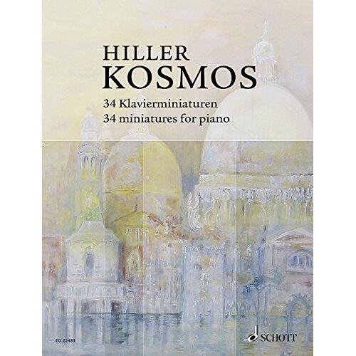 - Kosmos: 34 Klavierminiaturen. Klavier (2 Stücke für 2 Klaviere). - Preis vom 05.09.2020 04:49:05 h
