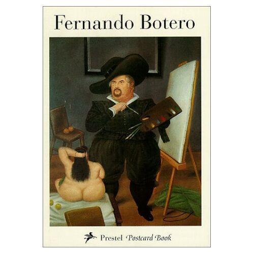 Fernando Botero - Prestel Postcard Books, Fernando Botero - Preis vom 19.04.2021 04:48:35 h