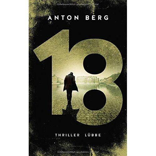 Anton Berg - Achtzehn: Thriller - Preis vom 05.10.2020 04:48:24 h