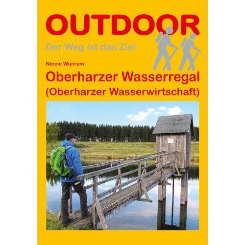 Nicole Wunram - Oberharzer Wasserregal (Oberharzer Wasserwirtschaft) - Preis vom 18.10.2020 04:52:00 h