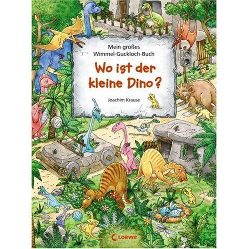 - Wo ist der kleine Dino? - Preis vom 16.01.2021 06:04:45 h