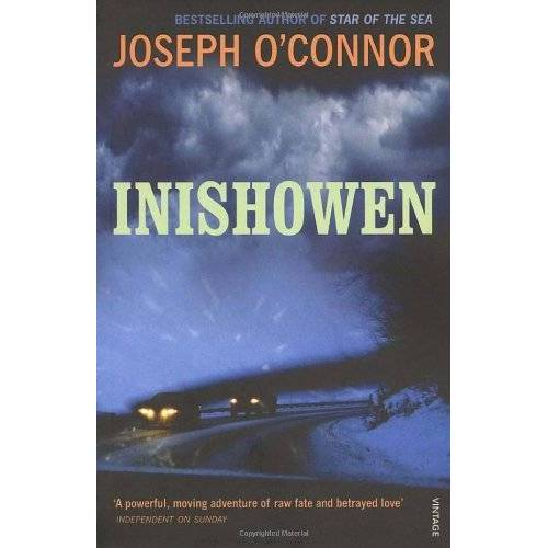 Joseph O'Connor - Inishowen - Preis vom 09.05.2021 04:52:39 h