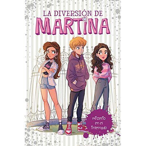 Martina D'Antiochia - MISTERIO EN EL INTERNADO (La diversión de Martina) - Preis vom 15.04.2021 04:51:42 h