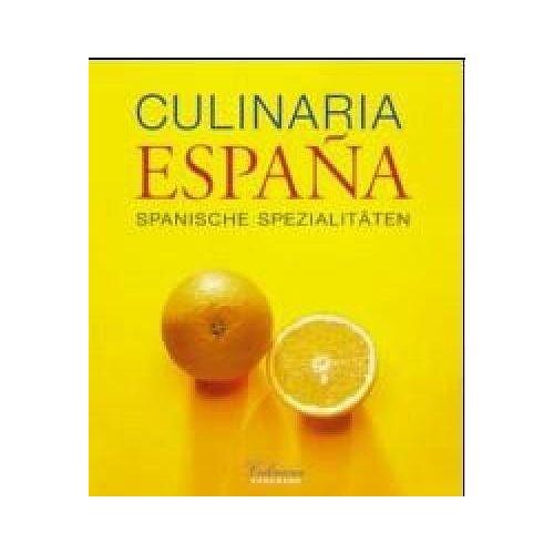 Marion Trutter - Culinaria Espana - Preis vom 16.04.2021 04:54:32 h
