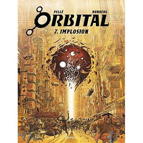 - Orbital, Tome 7 : Implosion - Preis vom 17.01.2021 06:05:38 h