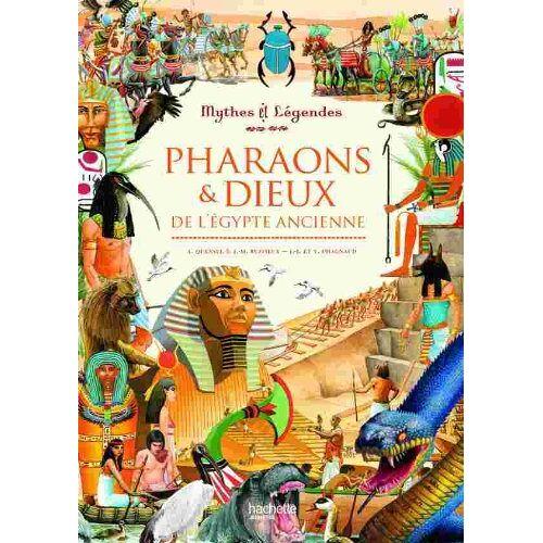 Y. Chagnaud - Pharaons Et Dieux de L'Egypte Ancienne (Mythes Et Legendes) - Preis vom 11.04.2021 04:47:53 h