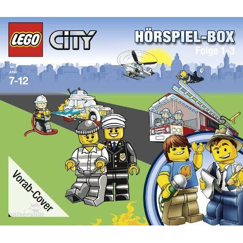 Various - Lego City Hörspiel 1-3 Box - Preis vom 21.01.2020 05:59:58 h