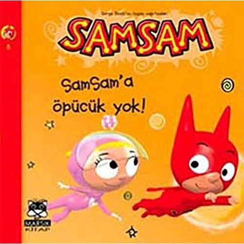 Mars?k Yay?nc?l?k - Samsam 7 - Samsam'a Opucuk Yok - Preis vom 09.05.2021 04:52:39 h