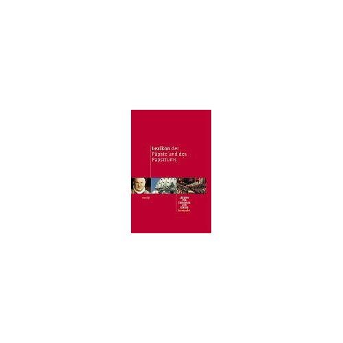 Bruno Steimer - Lexikon der Päpste und des Papsttums - Preis vom 20.10.2020 04:55:35 h