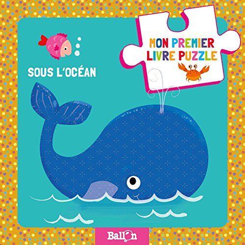 - Sous l'océan (Mon premier livre puzzle) - Preis vom 18.10.2020 04:52:00 h