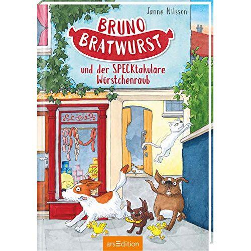 Janne Nilsson - Bruno Bratwurst und der SPECKtakuläre Würstchenraub (Bruno Bratwurst 2) - Preis vom 12.04.2021 04:50:28 h