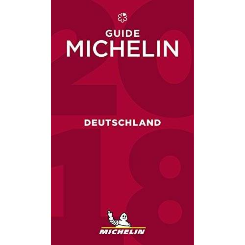 Michelin - Michelin Deutschland 2018: Hotels & Restaurants (MICHELIN Hotelführer Deutschland) - Preis vom 30.11.2020 05:48:34 h