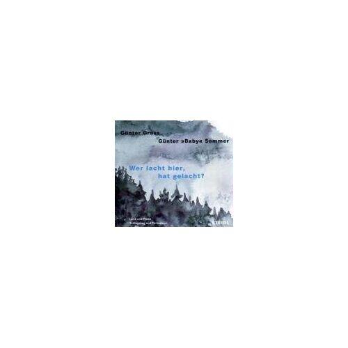 Günter Grass - Wer lacht hier, hat gelacht ?: Lyrik und Prosa, Schlagzeug und Percussion - Preis vom 24.01.2021 06:07:55 h