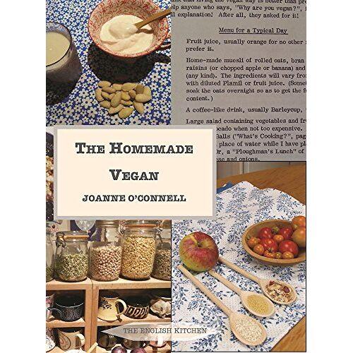 Joanne O'Connell - The Homemade Vegan - Preis vom 25.02.2021 06:08:03 h