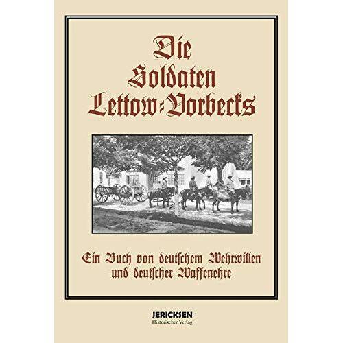 Walther Dobbertin - Die Soldaten Lettow-Vorbecks - Preis vom 20.10.2020 04:55:35 h