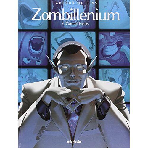 Pins, Arthur de - Zombillenium 3, Control freaks (Diviertete (dibbuks)) - Preis vom 01.03.2021 06:00:22 h