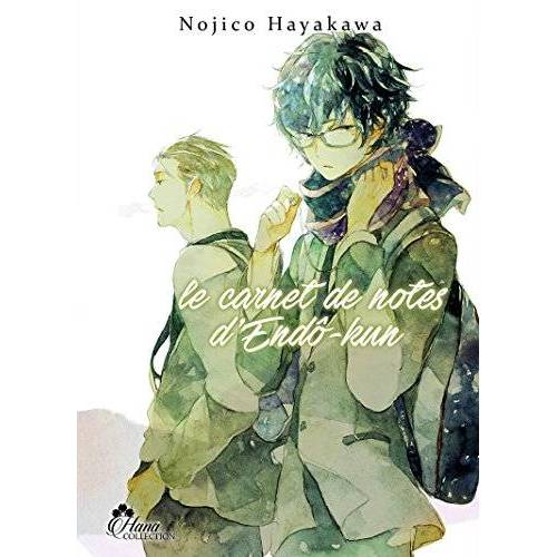 Nojico Hayakawa - Le carnet de notes d'Endô - Livre (Manga) - Yaoi - Hana Collection - Preis vom 20.10.2020 04:55:35 h