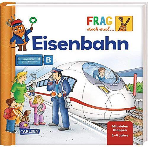 - Frag doch mal ... die Maus!: Eisenbahn: Erstes Sachwissen ab 2 Jahren - Preis vom 19.01.2021 06:03:31 h