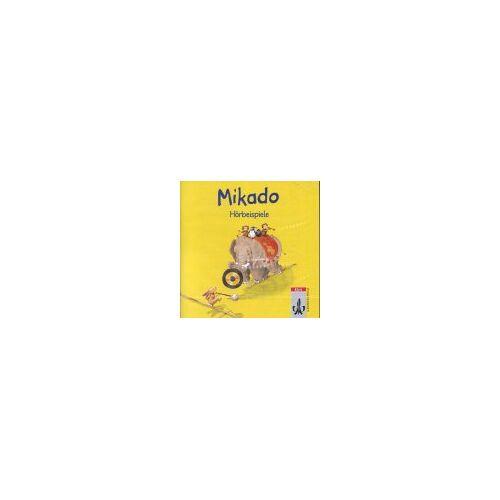 Bärbel Becker - Mikado, Hörbeispiele, 2 CD-Audio - Preis vom 05.09.2020 04:49:05 h