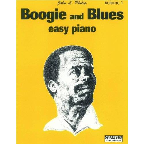 John L. Philip - Partition: Boogie and Blues vol. 1 easy piano - Preis vom 07.05.2021 04:52:30 h
