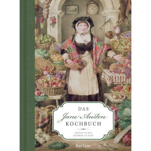 Maggie Black - Das Jane Austen Kochbuch - Preis vom 16.05.2021 04:43:40 h