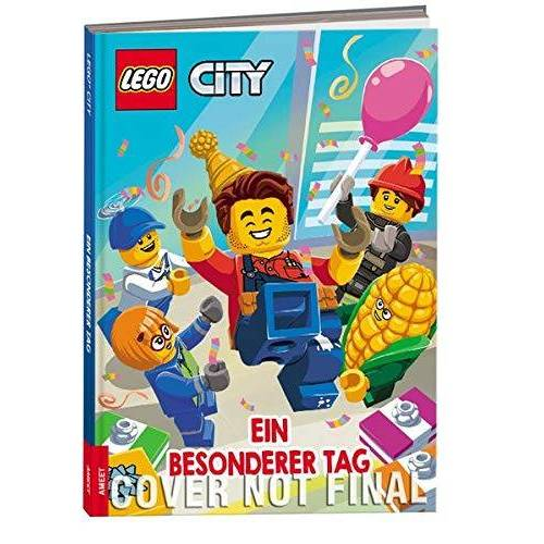 - LEGO® City – Ein besonderer Tag - Preis vom 07.05.2021 04:52:30 h