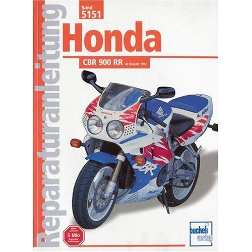 - Honda CBR 900 RR (Reparaturanleitungen) - Preis vom 05.09.2020 04:49:05 h