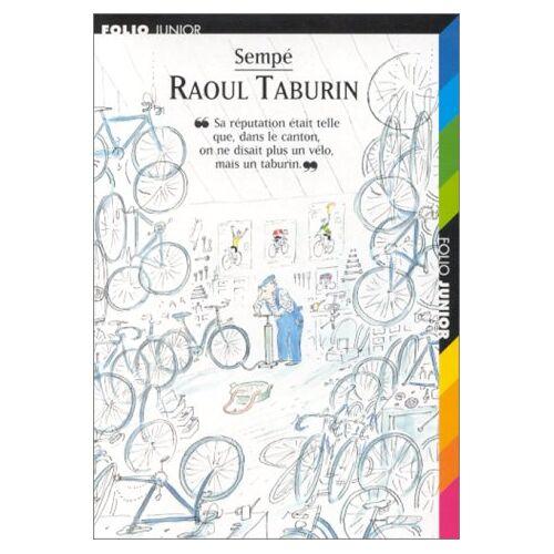 Jean-Jacques Sempé - Raoul Taburin (Folio Jr 2) - Preis vom 28.02.2021 06:03:40 h