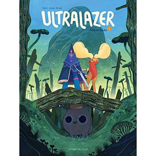 - Ultralazer, Tome 1 : Horb et Bouko - Preis vom 05.03.2021 05:56:49 h