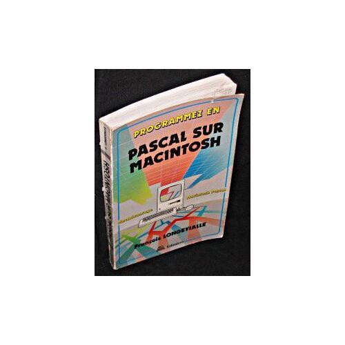 - Pascal sur macintosh - Preis vom 21.10.2020 04:49:09 h