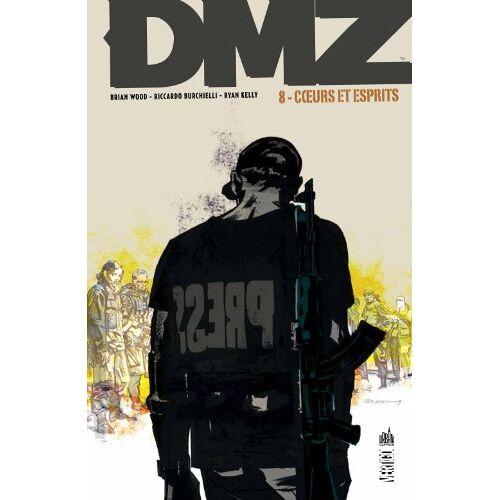 - DMZ, Tome 8 : Coeurs et esprits - Preis vom 07.05.2021 04:52:30 h