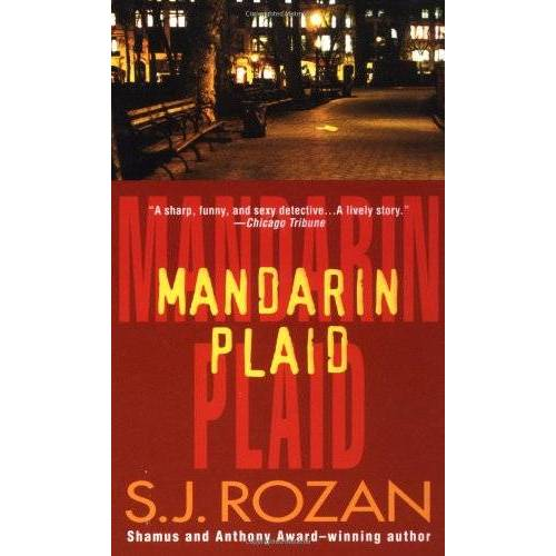 SJ Rozan - Mandarin Plaid (Lydia Chin, Bill Smith Mystery) - Preis vom 21.10.2020 04:49:09 h
