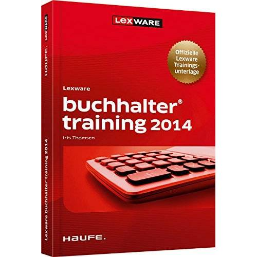 Iris Thomsen - Lexware Buchhalter Training 2015 (Lexware Training) - Preis vom 20.10.2020 04:55:35 h