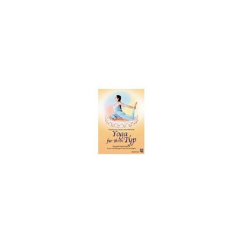 David Frawley - Yoga für Ihren Typ: Das große Yoga-Praxisbuch. Asanas im Einklang mit Ayurveda - Preis vom 18.09.2019 05:33:40 h