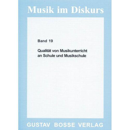Frauke Heß - Qualität von Musikunterricht an Schule und Musikschule - Preis vom 06.05.2021 04:54:26 h