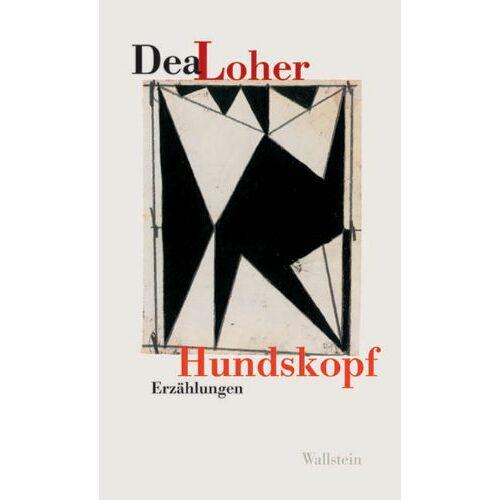 Dea Loher - Hundskopf. Erzählungen - Preis vom 27.01.2021 06:07:18 h
