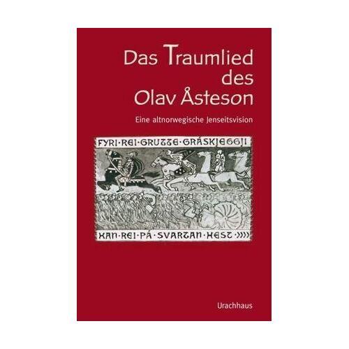 Olav Asteson - Das Traumlied von Olav Asteson: Vollständige zweisprachige Ausgabe - Preis vom 28.05.2020 05:05:42 h