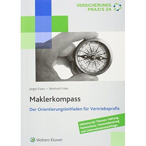 Jürgen Evers - Maklerkompass - Preis vom 18.04.2021 04:52:10 h